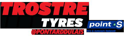 Pontarddulais Tyres Logo